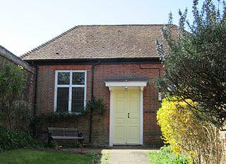 Godalming Friends Meeting House Church in Surrey , United Kingdom