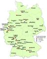 Fussball-Bundesliga Mannschaften je Ort in Deutschland 2015-2016.png