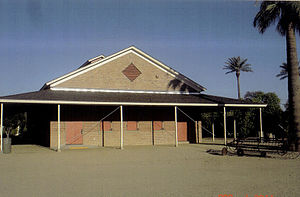 Sahuaro Ranch - Feed and Storage house