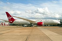 G-VBZZ - B789 - Virgin Atlantic Airways