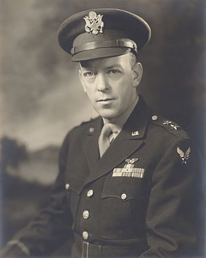 William F. McKee - McKee as Major General