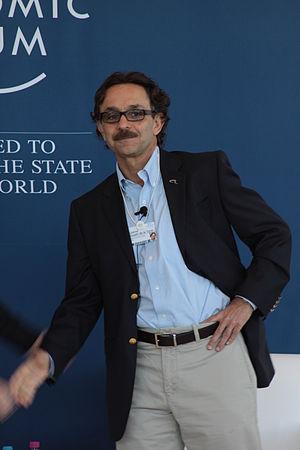 Gabriel Quadri de la Torre - Quadri at the World Economic Forum in 2012
