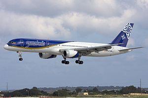 Gadair Boeing 757 Zammit.jpg