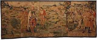 Galathès, fils d'Hercule, 11e roi des Gaules et Lugdus, fondateur de Lyon