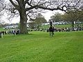 Galloping the course, Badminton Horse Trials - geograph.org.uk - 794568.jpg