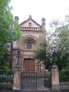 synagogue in Glasgow, Scotland