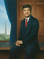 Gary Locke official portrait for Department of Commerce by Michele Rushworth.jpg