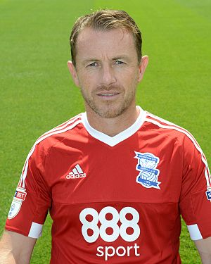 Gary Rowett - Pictured in 2016