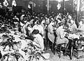 Gas Mask Production during the First World War Q28586.jpg