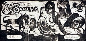 Le Sourire - Image: Gauguin Le Sourire K 58