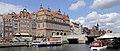 Gdańsk, widok na Zielony Most (15436091381).jpg