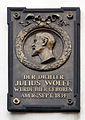 Gedenktafel Markt 8 9 (Quedlinburg) Julius Wolff.jpg