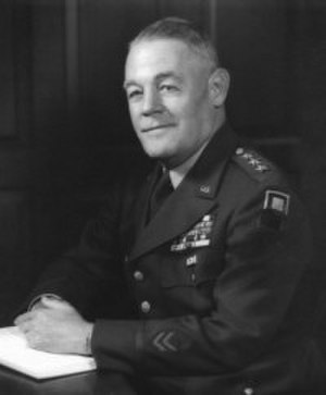 Thomas W. Herren - Image: General Thomas Herren 1954