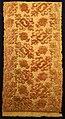 Genova o lucca, velluto operato cesellato in seta e oro lamellare, 1580-1610 ca.jpg