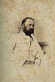 Georg Eduard von Rindfleisch. Photograph. Wellcome V0027077.jpg