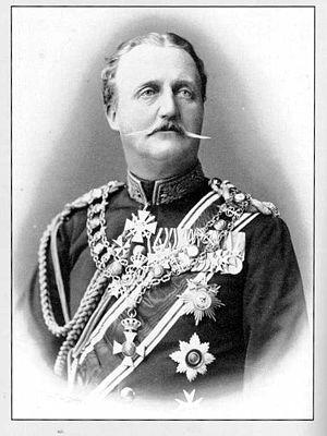 George Albert, Prince of Schwarzburg-Rudolstadt - Image: Georg of Schwarzburg Rudolstadt