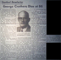 George Crothers Chronicle obituary.png