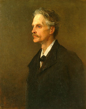 Gerald Balfour, 2nd Earl of Balfour - Gerald Balfour in an 1899 portrait   by George Frederic Watts.