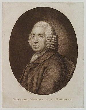 Gucht, Gerard Van der (1696-1776)