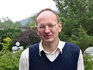 Gerd Faltings German mathematician
