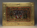 German - Casket with the Story of the Prodigal Son - Walters 464 - Top.jpg