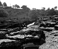 Ghaistrill's Strid, River Wharfe, near Grassington - geograph.org.uk - 656680.jpg