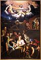 Giovan battista trotti detto malosso, adorazione dei pastori coi ss. francesco e chiara, 1580 ca., da pal. sormani 01.JPG