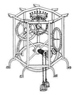 Giovanni Di Dondi clock
