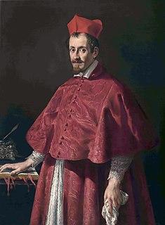 Giulio Cesare Sacchetti Italian Catholic cardinal, 1586–1663