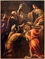 Giulio cesare procaccini, costantino riceve i resti degli strumenti della passione, 1620, dal palazzo dei giureconsulti a milano.JPG