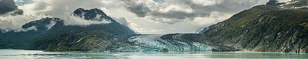 Glaciar Lamplugh, Parque Nacional Bahía del Glaciar, Alaska, Estados Unidos, 2017-08-19, DD 78.jpg