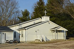 Glen Roy Community Freewill Baptist Church