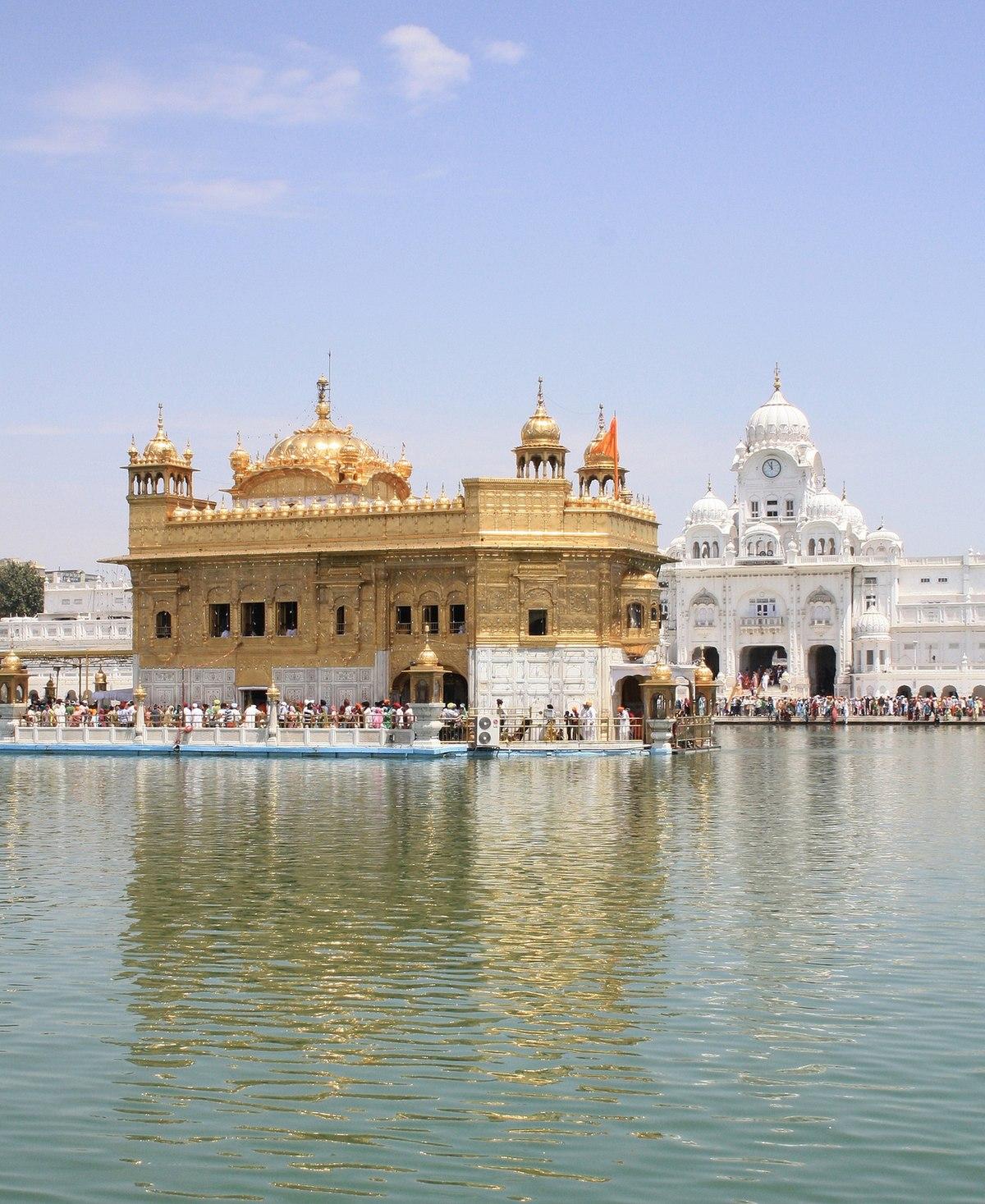 File:Golden Temple2,Amritsar By Bha.jpg