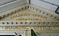Golders Green tube station MMB 01.jpg