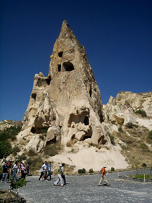 Nevşehir Province - Image: Goreme Open Air Museum 1