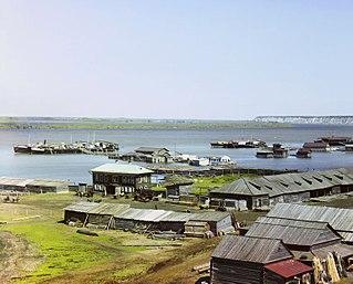 Tobol River river in Kazakhstan and Russia