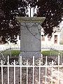 Goudelancourt-lès-Pierrepont (Aisne) monument aux morts, détail.JPG