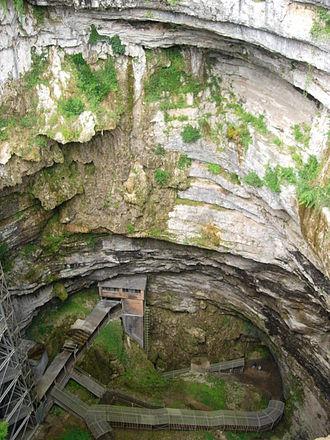 Padirac Cave - Padirac Chasm