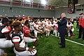 Governor Visits University of Maryland Football Team (36114532233).jpg