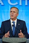 Governor of Florida Jeb Bush at Southern Republican Leadership Conference, Oklahoma City, OK May 2015 by Michael Vadon 138.jpg