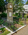 Grab von Philipp Joseph und Caroline von Rehfues, Alter Friedhof, Bonn - Seitenansicht.jpg