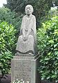 Grabstein Louise Dumont, Gustav Lindemann, Nordfriedhof Düsseldorf 2.jpg