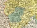 Grafschaft Bonndorf - Pfeffel 1746.png