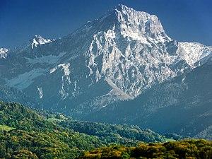 Grand Muveran - Image: Grand Muveran 3051 m