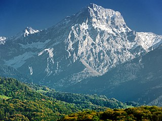 Grand Muveran mountain