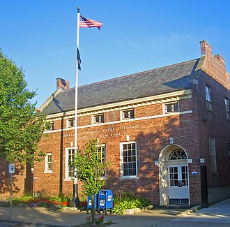Granville, New York - Granville Post Office