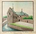 Grauwzustersklooster Maastricht, Ph v Gulpen, 1847.jpg