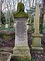 Grave of Andrew Morton at Highgate Cemetery (west).jpg
