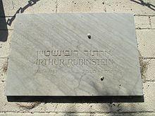Arthur Rubinstein - Wikipedia