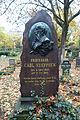 Grave of Carl Steffeck - Franzosischer Friedhof, Berlin - DSC00238.JPG
